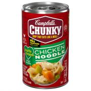 Campbell's Chunky Healthy Request Chicken Noodle Soup
