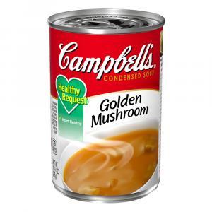 Campbell's Healthy Recipe Golden Mushroom Soup