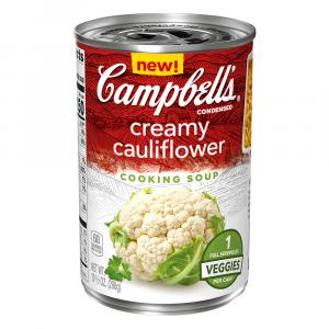 Campbell's Condensed Creamy Cauliflower Soup