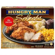 Swanson Hungry-Man Selects Classic Fried Chicken