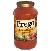 Prego Roasted Garlic Parmesan Sauce