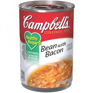 Campbell's Healthy Request Bean with Bacon Soup