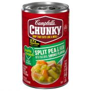 Campbell's Chunky Healthy Request Split Pea & Ham