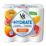 Campbell's V8 +Hydrate Orange Grapefruit