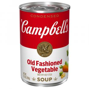 Campbell's Old Fashioned Vegetable Soup