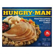 Swanson Hungry-Man Roasted Carved Turkey