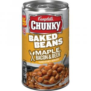 Campbell's Chunky Maple Bacon & Beer Baked Beans