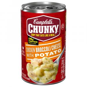 Campbell's Chunky Chicken Broccoli & Cheese Soup