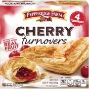 Pepperidge Farm Cherry Turnovers