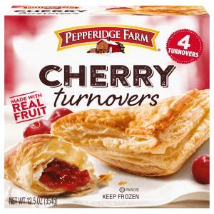 Pepperidge Farm Cherry Turnovers