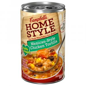 Campbell's Homestyle Healthy Reqst Mex Style Chkn Tortilla