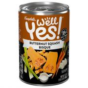 Campbell's Well Yes Butternut Squash Apple Bisque
