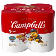 Campbell's Red & White Paw Patrol Soup