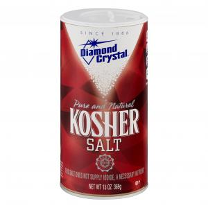 Diamond Crystals Kosher Salt
