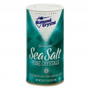 Diamond Crystals Fine All Natural Sea Salt