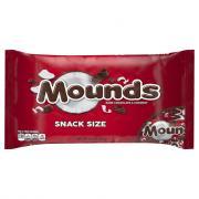 Mounds Snack Size