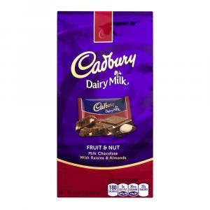 Cadbury Dairy Milk Fruit & Nut Pouch