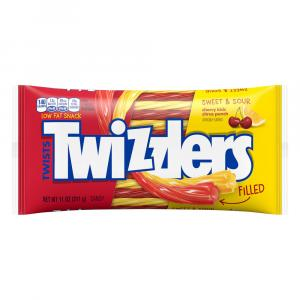Twizzlers Sweet & Sour Filled Twists