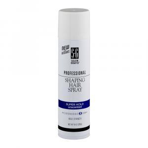 Salon Grafix Shape Hair Spray Extra Hold Unscented