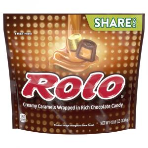 Rolo Chewy Caramels in Milk Chocolate Share Pack