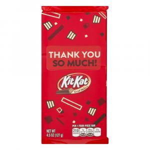 Kit Kat You Deserve A Break Candy Bar