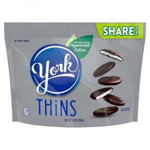 York Thins Peppermint Patties Share Pack