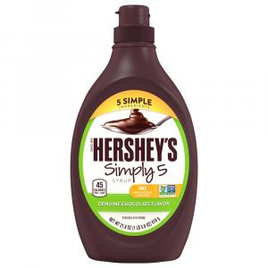 Hershey's Simply 5 Chocolate Syrup
