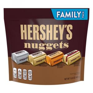 Hershey's Nuggets Assorted Family Pack