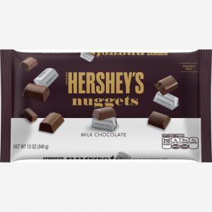 Hershey's Milk Chocolate Nuggets