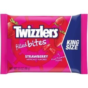 Twizzlers Strawberry Filled Bites