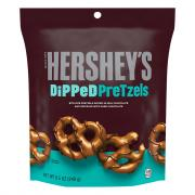 Hershey's Milk Chocolate Dipped Pretzels
