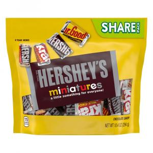 Hershey's Miniatures Share Pack