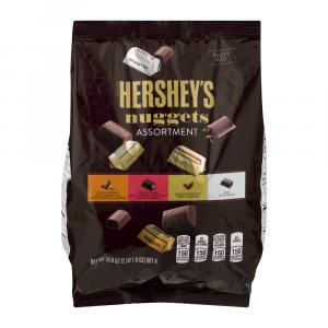 Hershey's Nuggets Assortment Stand up Bag