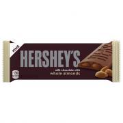 Hershey's Milk Chocolate w/Almonds Bar