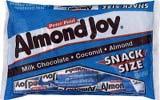 Hershey's Almond Joy Snack Size Bars