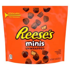 Reese's Minis Unwrapped