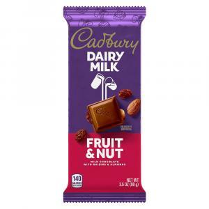 Cadbury Fruit & Nut Chocolate Bar
