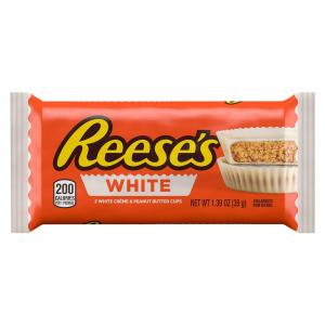 Reese's Peanut Butter Cup White Chocolate