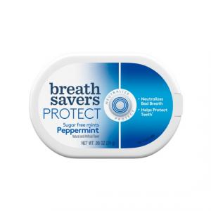 Breathsavers Protect Peppermint