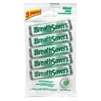 Breathsavers Spearmint Mints