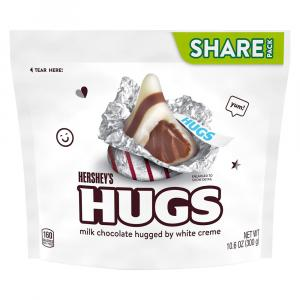 Hershey's Hugs White Creme Share Pack