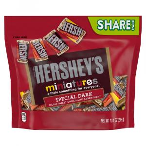 Hershey's Miniature Special Dark Share Pack