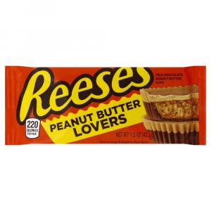 Reese's Peanut Butter Cup Peanut Butter Lovers