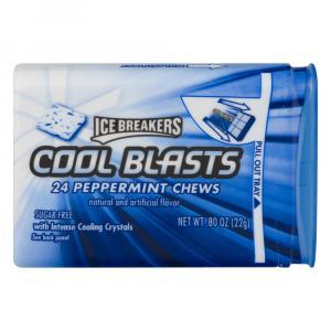 Ice Breakers Cool Blast Peppermint Mint