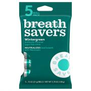 BreathSavers Wintergreen Mints