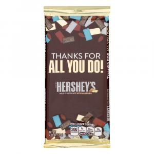 Hershey's Milk Chocolate with Almonds Thanks for All You Do