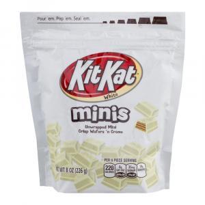 Kit Kat White Minis Pouch
