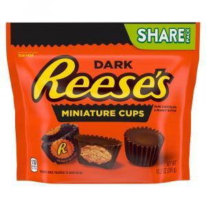 Reese's Dark Chocolate Miniature Cups Share Pack