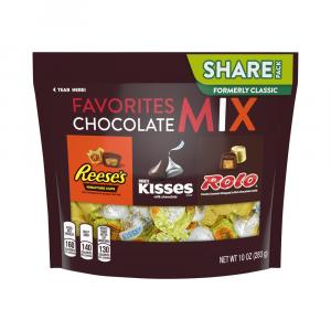 Hershey's Favorites Chocolate Mix Share Pack