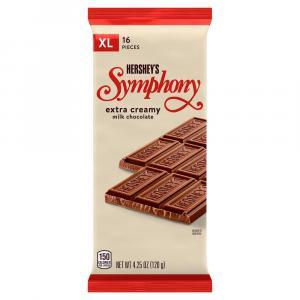 Hershey's Symphony Creamy Milk Chocolate Bar